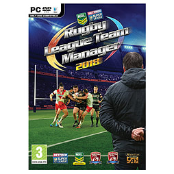 Rugby League Team Manager 2018PCCover Art