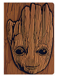 Guardians Of The Galaxy Vol. 2 Groot A5 Premium NotebookStationery