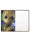 Guardians Of The Galaxy Vol. 2 Groot A5 Premium Notebook screen shot 2