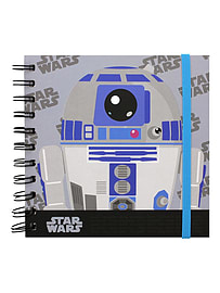 Star Wars Younger Square Notebook 16x16cmStationery
