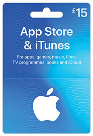 Buy £15 App Store & iTunes Gift Card | Free UK Delivery | GAME