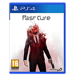 Past CurePlayStation 4Cover Art