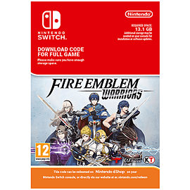 Fire Emblem Warriors DownloadSwitch