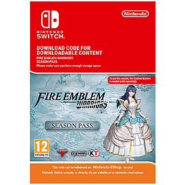 Fire Emblem Warriors Season Pass - Nintendo SwitchSwitch