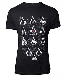 Assassin's Creed - 10 Year Anniversary Men's T-Shirt - LargeClothing and Merchandise