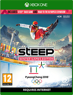 Steep Winter Games EditionXbox OneCover Art