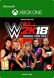 WWE 2K18 Enduring Icons PackXbox One