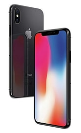 Apple iPhone X 64GB Space Grey SIM Free (Refurbished - As New Condition)Phones