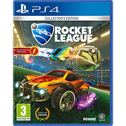 Rocket League Collectors EditionPlayStation 4Cover Art
