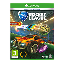 Rocket League Collectors Edition