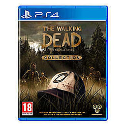 The Walking Dead Telltale CollectionPlayStation 4Cover Art