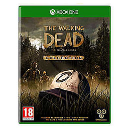 The Walking Dead Telltale CollectionXbox OneCover Art