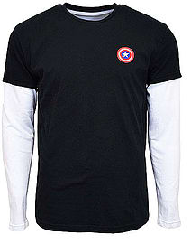 Captain America Alter Ego Tshirt SClothing and Merchandise