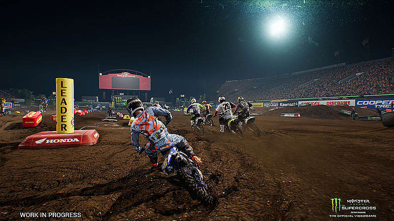 trucos de Monster Energy Supercross