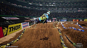 MONSTER ENERGY SUPERCROSS screen shot 1