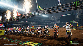 MONSTER ENERGY SUPERCROSS screen shot 2