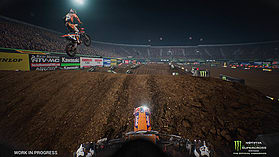 MONSTER ENERGY SUPERCROSS screen shot 4