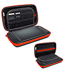 Carry Case for Nintendo 3DS XL or New 3DS XL - Black/Red 2DS/3DS