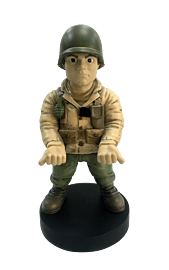 Call of Duty: WWII Officer Guy Figurine for Multi Format and Universal