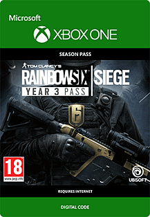 Tom Clancy's Rainbow Six® Siege Year 3 PassXbox OneCover Art