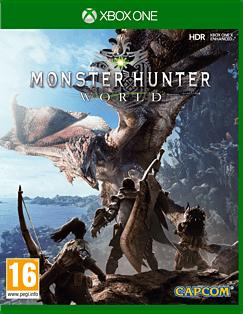 """Résultat de recherche d'images pour """"monster hunter xbox one cover"""""""