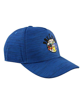 69c25ce6670 Buy Pokemon Sun   Moon Curved Bill Cap Blue  One size Fits All ...