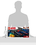 LEGO Star Wars The Last Jedi 75179 Kylo Ren's TIE Fighter Toy screen shot 3
