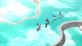 Lost Sphear screen shot 3