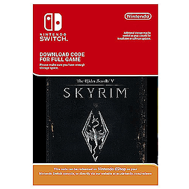 The Elder Scrolls V: Skyrim for Nintendo Switch DownloadSwitch