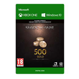 Middle Earth: Shadow of War 500 Gold for XBOX ONE
