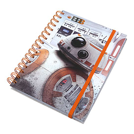 Star Wars: The Last Jedi (BB-8) A5 NotebookStationery