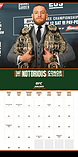 UFC: Conor McGregor 2018 Square Calendar 30 x 30cm screen shot 1