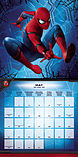 Spider-Man Homecoming 2018 Square Calendar 30 x 30cm screen shot 2