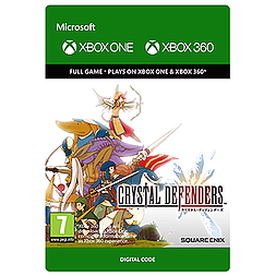 Crystal Defenders for XBOX360