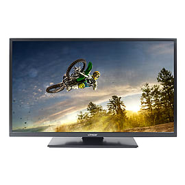 Linsar 32LED800 32 LED HD Ready Smart TV with Built-In DVD Player and Freeview HD in BlackTV and Home Cinema