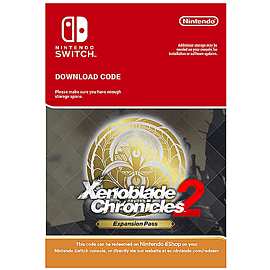 Xenoblade Chronicles 2: Expansion PassSwitch