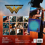 Wonder Woman 2018 Square Calendar 30 x 30cm screen shot 2