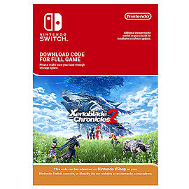Xenoblade Chronicles 2 Download