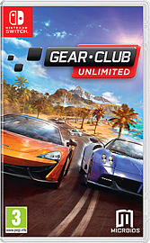 Gear.Club UnlimitedSwitchCover Art