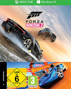Forza Horizon 3 Hot Wheels Bundle