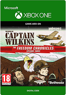 Wolfenstein II: The New Colossus: The Amazing Deeds of Captain WilkinsXbox One