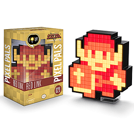 Pixel Pals - Red LinkFigurines