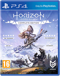 Horizon Zero Dawn: Complete EditionPlayStation 4