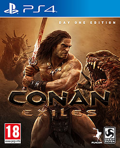 Conan Exiles: Day One EditionPlayStation 4