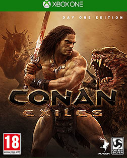 Conan Exiles: Day One EditionXbox OneCover Art