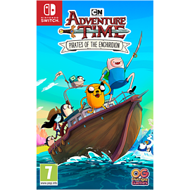 Adventure Time: Pirates of the EnchiridionSwitch