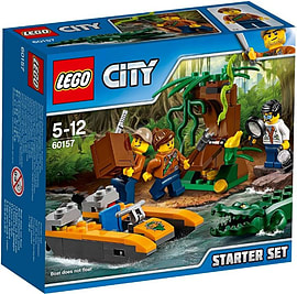 Lego City Jungle Starter SetBlocks and Bricks