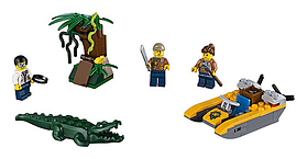 Lego City Jungle Starter Set screen shot 1