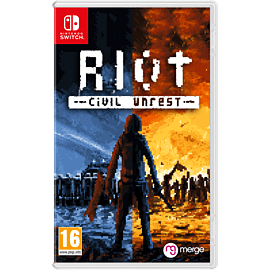 RIOT: Civil Unrest for Switch - Preorder