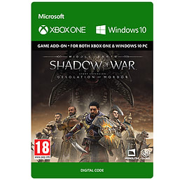 Middle-earth: Shadow of War - Desolation of MordorXbox One